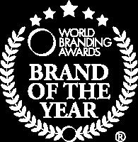 Logo ocenění Brand of the year