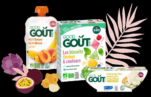 Sada produktů Good Gout