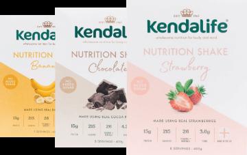 Pakiet trzech produktów Kendalife