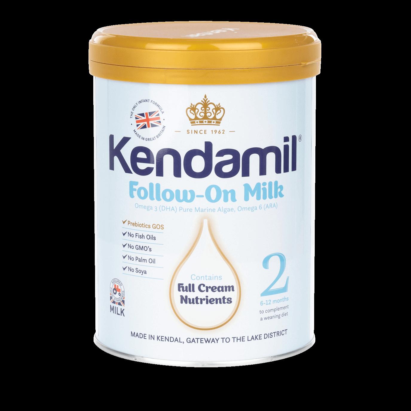 Kendamil mléka